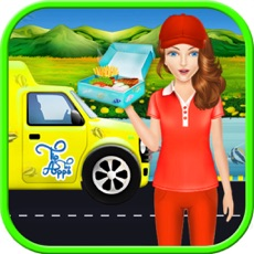 Activities of Fish Cooking Delivery Girls Games