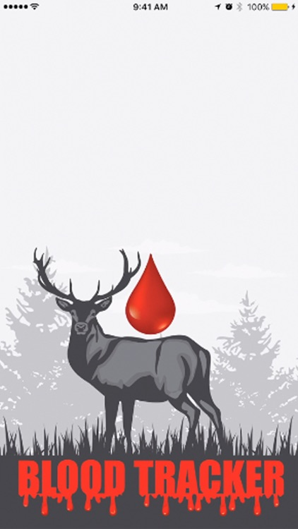Blood Tracker for Deer Hunting - Deer Hunting App screenshot-0