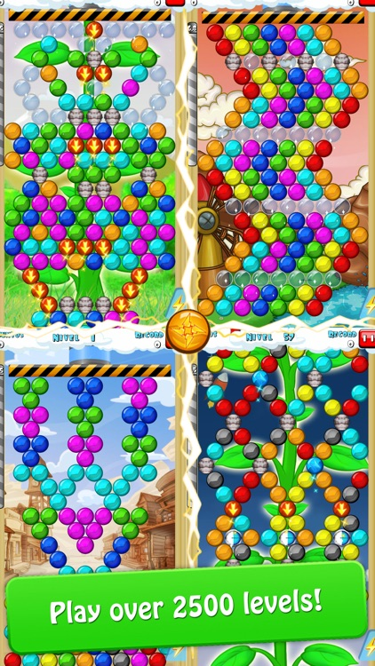 Bubble Shooter 3.0 World screenshot-0
