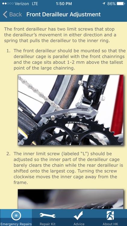 Emergency Bike Repair