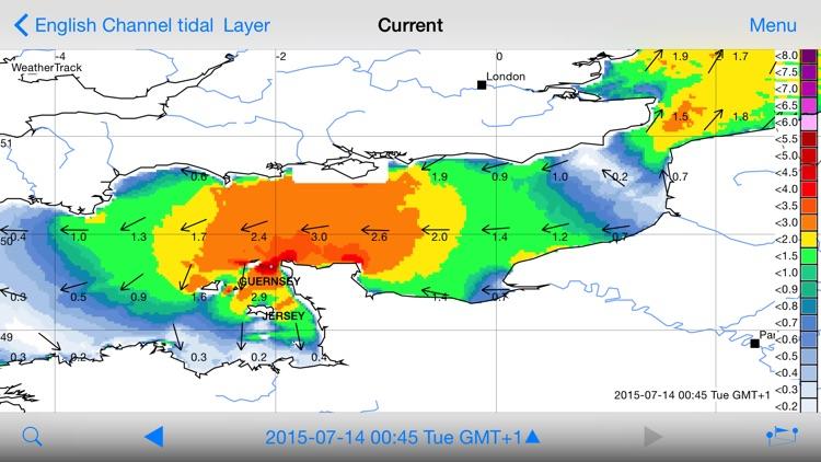 WeatherTrack GRIB screenshot-3
