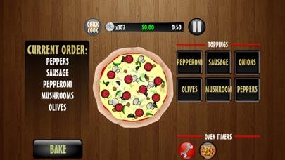 Pizza Panic Lite screenshot one