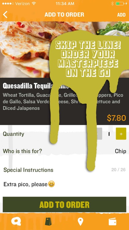 QDOBA Rewards & Online Ordering