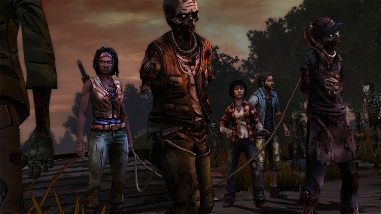 The Walking Dead: Michonne - A Telltale Miniseries