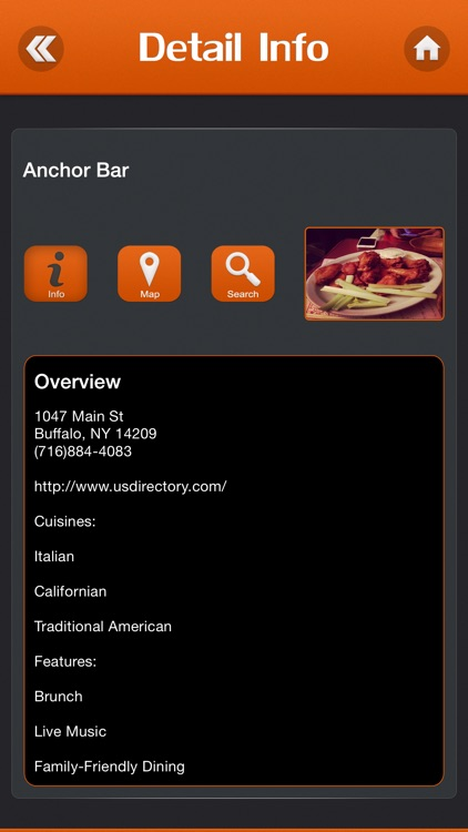 Best App for Throwdown with Bobby Flay screenshot-3