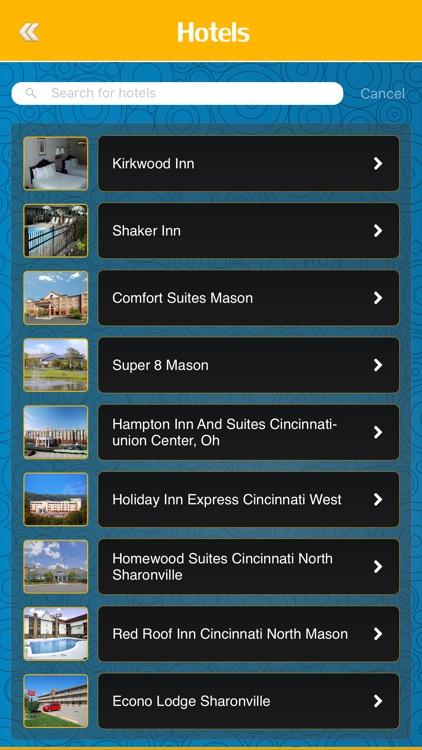 Great App for Kings Island Amusement Park screenshot-3
