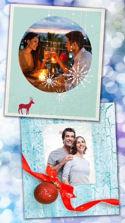 New Christmas Photo Frames– Picture Editor & Album screenshot-3