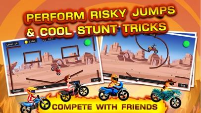 Top Bike - Best Motorcycle Stunt Racing Game Скриншоты3