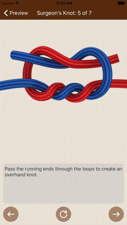 How to Tie Knots 3D screenshot-3