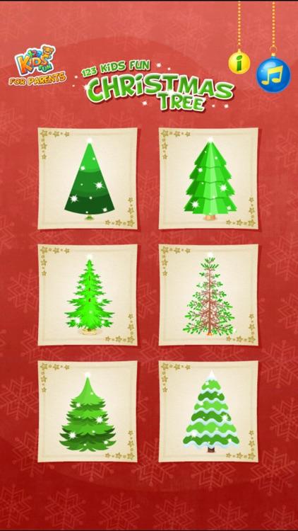 123 Kids Fun CHRISTMAS TREE screenshot-4