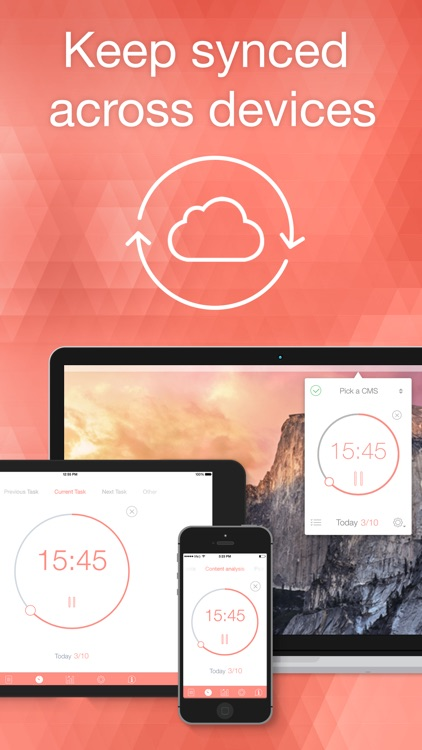 Be Focused Pro - Focus timer & Goal Tracker screenshot-4