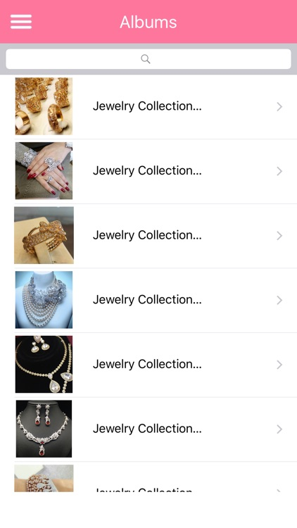 Jewelry Collections screenshot-3