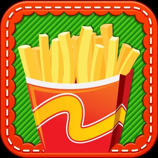 Baixar Fries crocantes Maker - aventura cozinha Chef e jogo de febre cozinhar para iOS