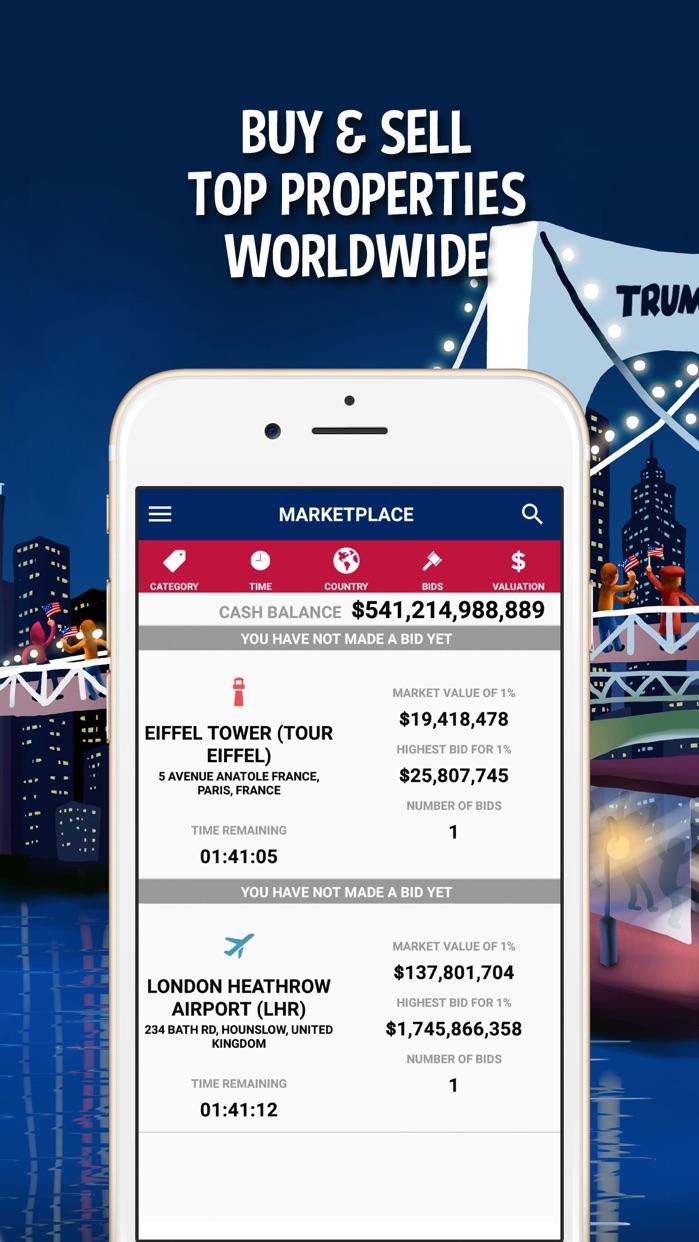 Donut Trumpet Business Tycoon Screenshot