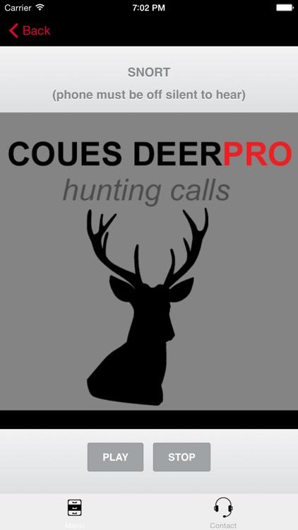 Coues Deer Calls & Coues Deer Sounds