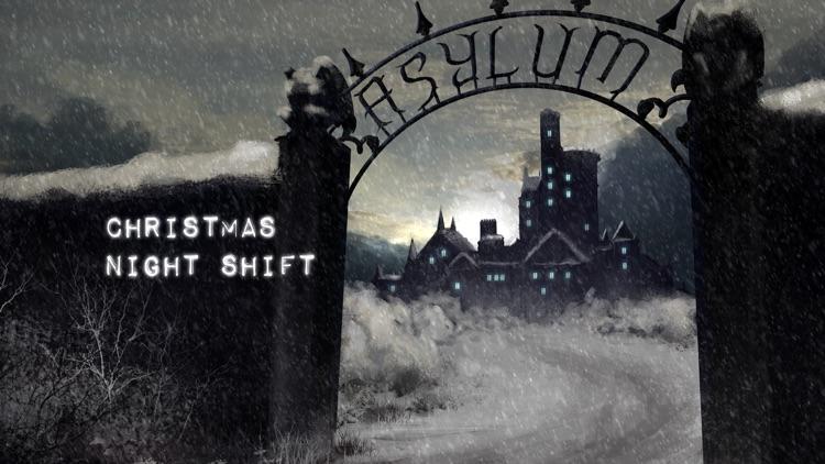 Christmas Night Shift - Five Nights Survival FREE screenshot-4