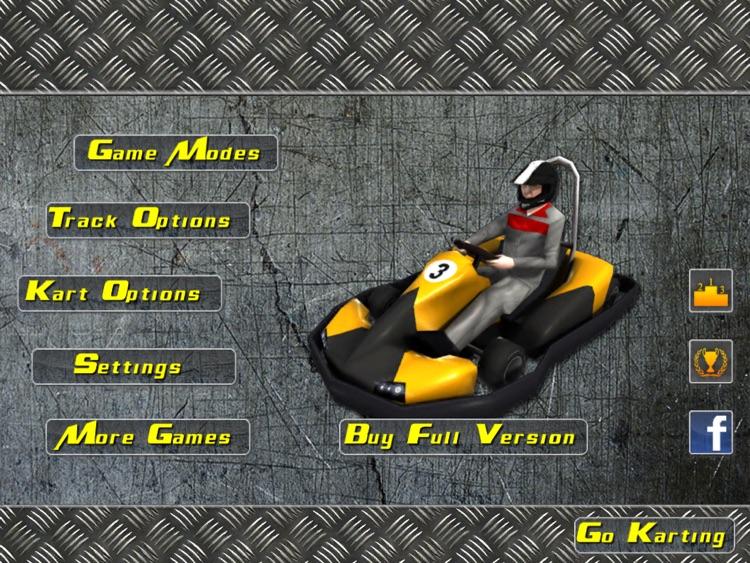 Go Karting HD Free screenshot-4