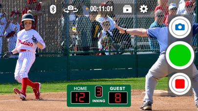 ScoreCam - Embedded Scoreboard Screenshots