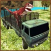 Angry Dinosaur Jungle Transport Simulator