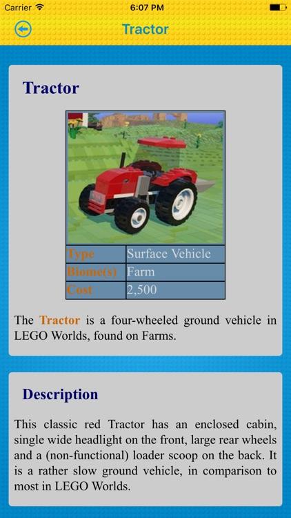 Expert Guide For Lego Worlds screenshot-3