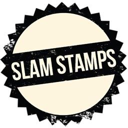 Slam Stamp Stickers