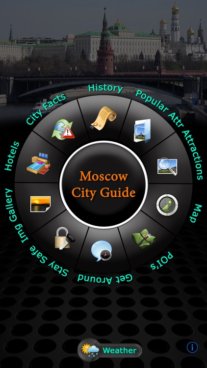 Moscow Offline Travel Guide