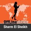 Sharm El Sheikh mapa offline y guía de viaje