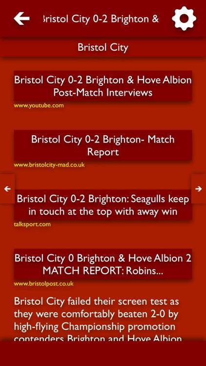 All The News - Bristol City Edition