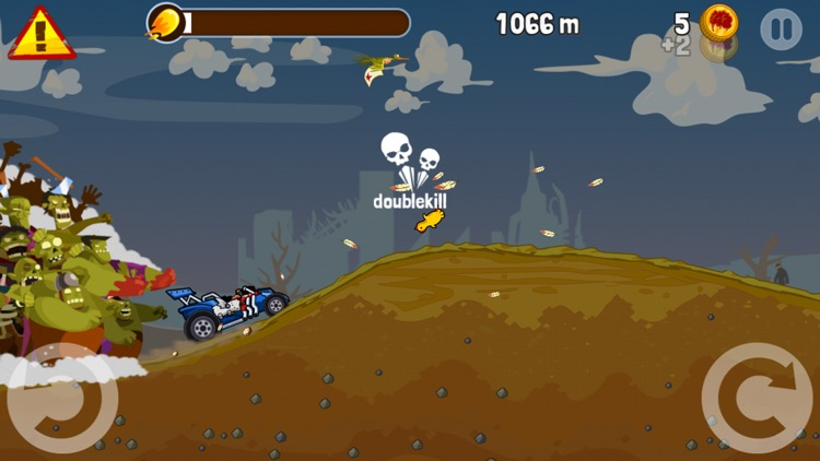 Zombie Road Trip screenshot-4