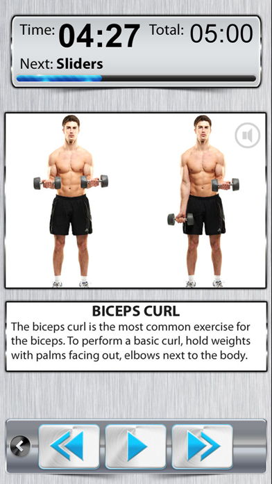 Arm Workout Upper-Body-Strength Routine