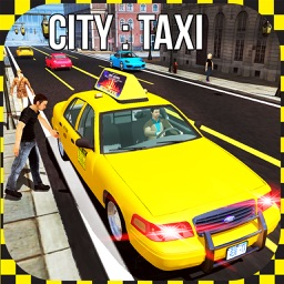City Taxi : Extreme Drive 3D