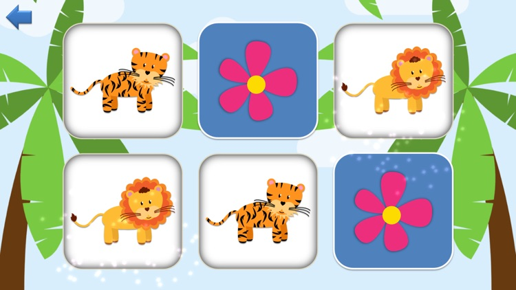 Animal Pairs Game screenshot-3