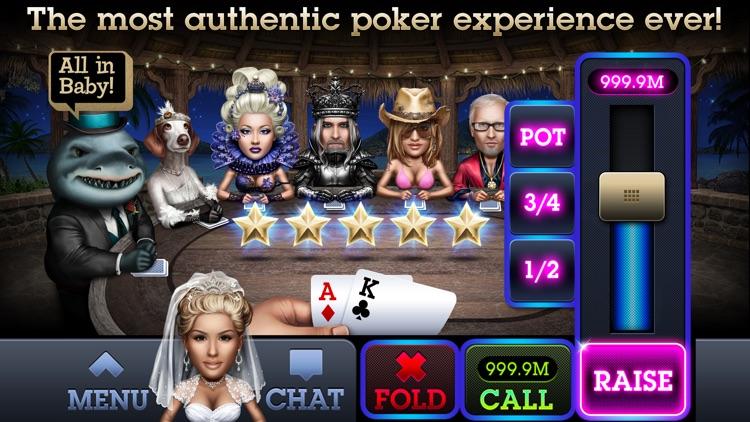 Fresh Deck Poker: Texas Holdem screenshot-4