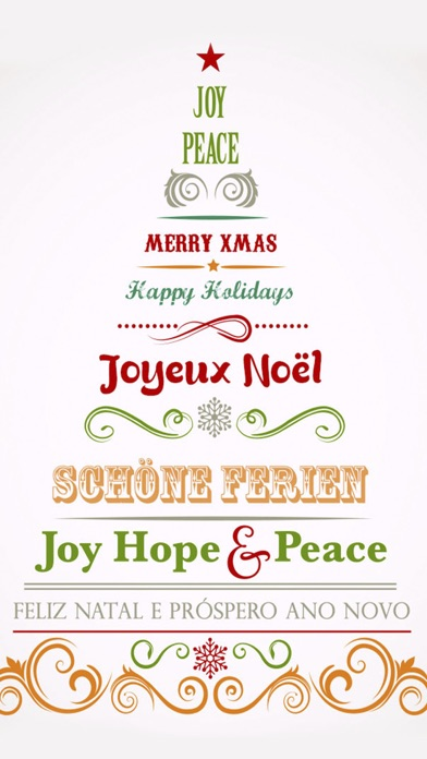 Merry Christmas Greeting Messages & Cards 2016