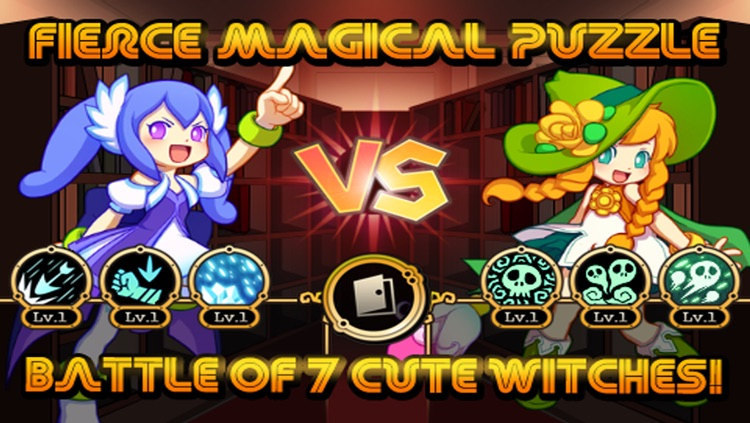 Witch Wars: Puzzle screenshot-3