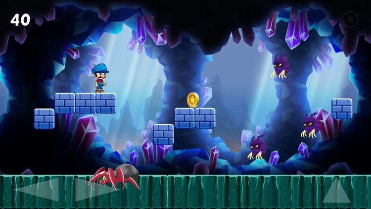Jungle Adventures World Run Game