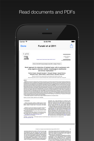 PubMed On Tap screenshot 4
