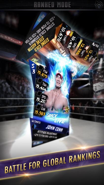 WWE SuperCard screenshot-3