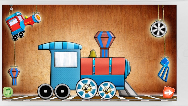 Working on the Railroad: Train Your Toddler screenshot-3