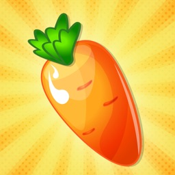 Farm King - Vegetable Match 3 Game