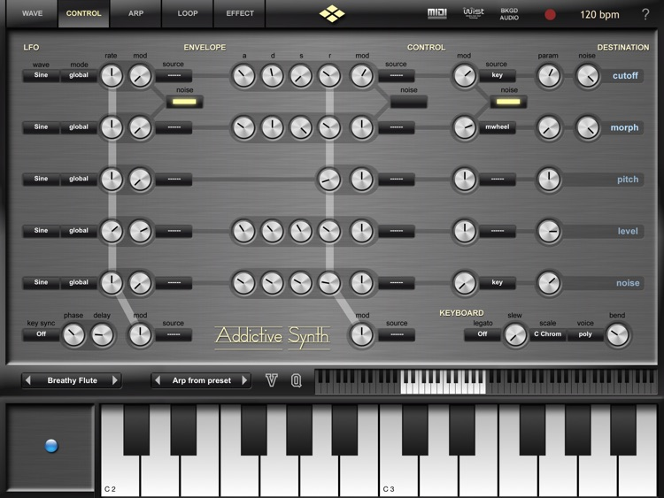 Addictive Synth screenshot-3