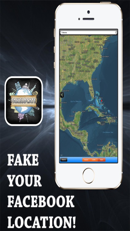 Fake Locate Free - Change GPS Location On Facebook