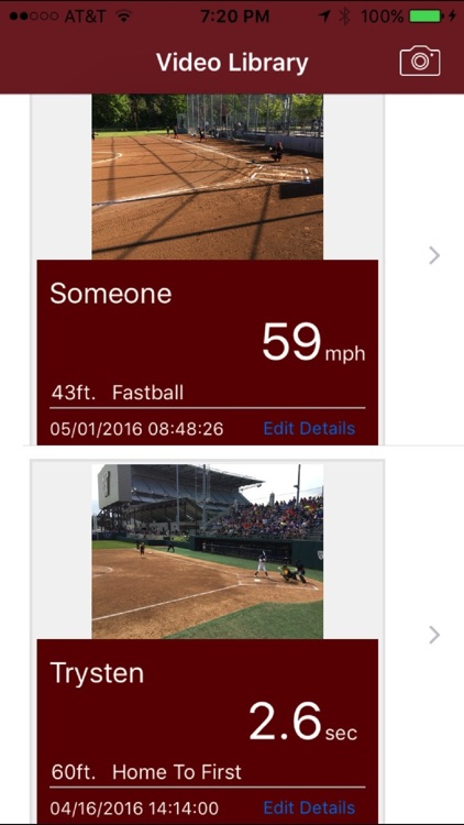 Video Radar Gun screenshot-3