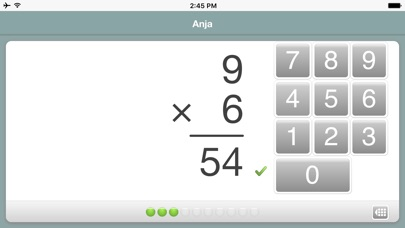 Screenshot for XtraMath in Switzerland App Store
