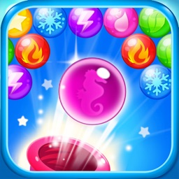 Pop Bubble Pirate-Free Bubble Pop Shooting Mania