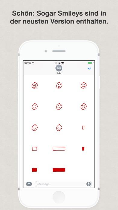 Grammatik Rotstift für iMessageScreenshot von 4