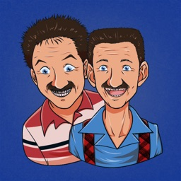 Chuckle Stickers - Chuckle Brothers Stickers App