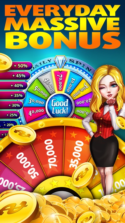 Real Casino Slots screenshot-2
