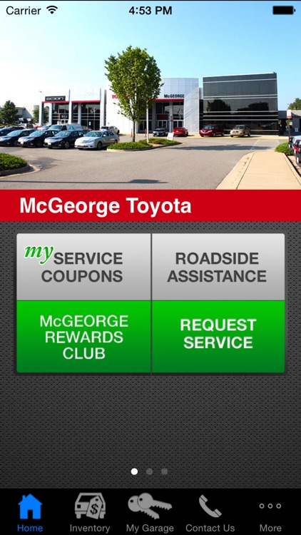 Mcgeorge Toyota Service >> McGeorge Toyota Scion by GS Marketing Inc.