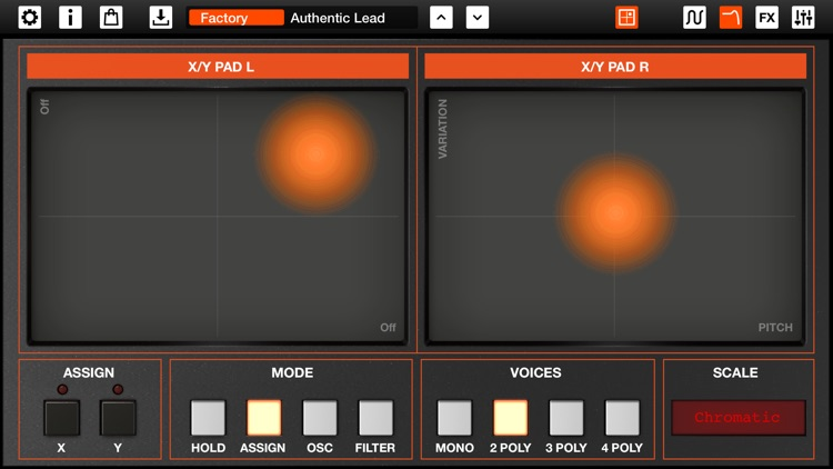 ARP ODYSSEi screenshot-3